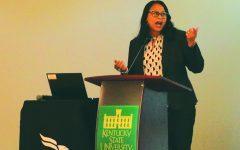 Financial expert, columnist shares money tips with KSU community