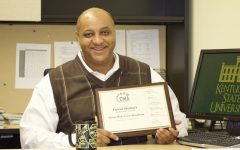 Dr. David Shabazz Wins Award